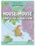 CD-Rom - The House-Mouse 3 Disk Set