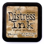 Distress Ink - frayed burlap