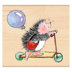 """Penny Black """"scooting along"""""""