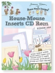 CD-Rom - House-Mouse Inserts