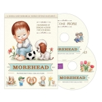 CD-Rom - Morehead Papercrafting Collection