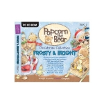 CD-Rom - Popcorn the Bear Frosty and Bright Christmas