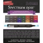 Spectrum Noir Stifte 24er Box Darks