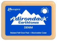 Adirondack Earthtone Pad - denim