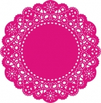French Pastry Doily Stanze