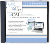 Sizzix eclips eCAL Software