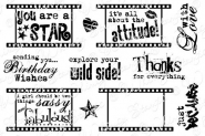 Film Strip Sentiments