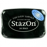 StazOn Ink Pad Black