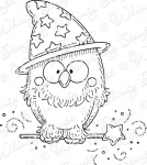 Little Wizard Owl