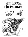 Christmas Tree Mouse