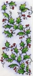 Christmas Holiday Border
