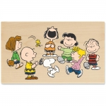 Peanuts Gang Having Fun