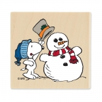 Snoopy & The Snowman