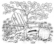 Fall Chair