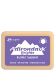 Adirondack Bright Pad - purple twilight