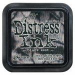 Distress Ink - black soot