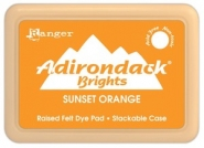 Adirondack Bright Pad - sunset orange