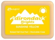 Adirondack Bright Pad - sunshine yellow
