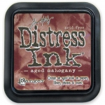 Distress Ink - aged mahogany