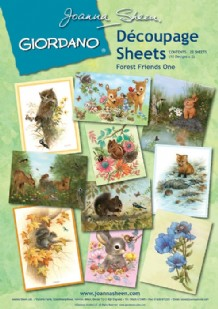 Giordano Forest Friends - Set 1
