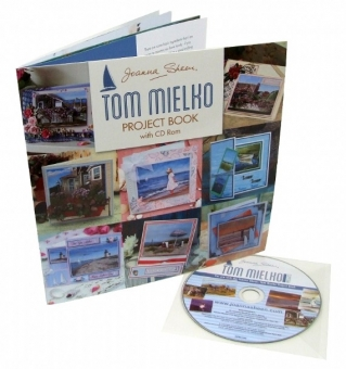 CD-Rom - Tom Mielko Project Book