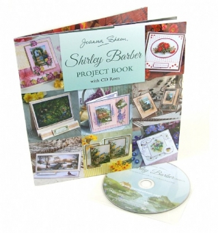 CD-Rom - Shirley Barber Project Book