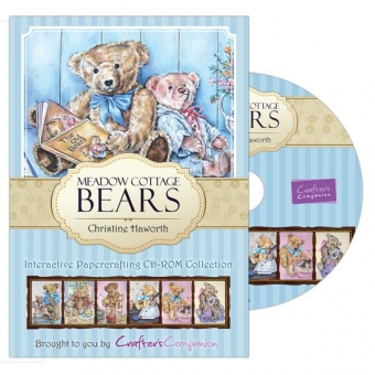CD-Rom - Meadow Cottage Bears