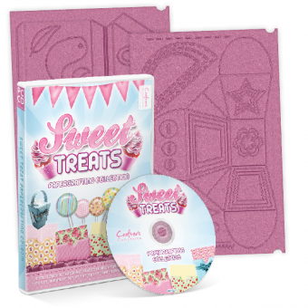Sweet Things / Special Treats Präge inkl. CD