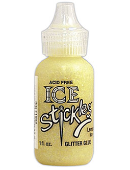 Ice Stickles - lemon