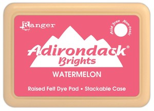 Adirondack Bright Pad - watermelon