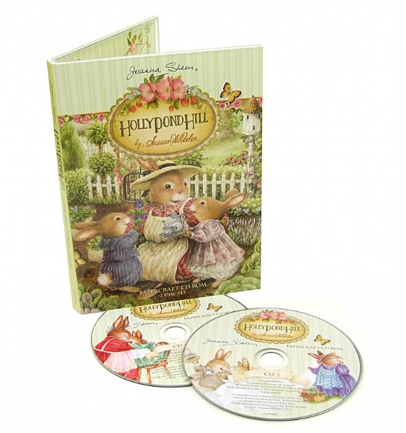 CD-Rom - Holly Pond Hill DoppelCD
