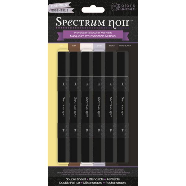 Spectrum Noir Stifte - Essentials